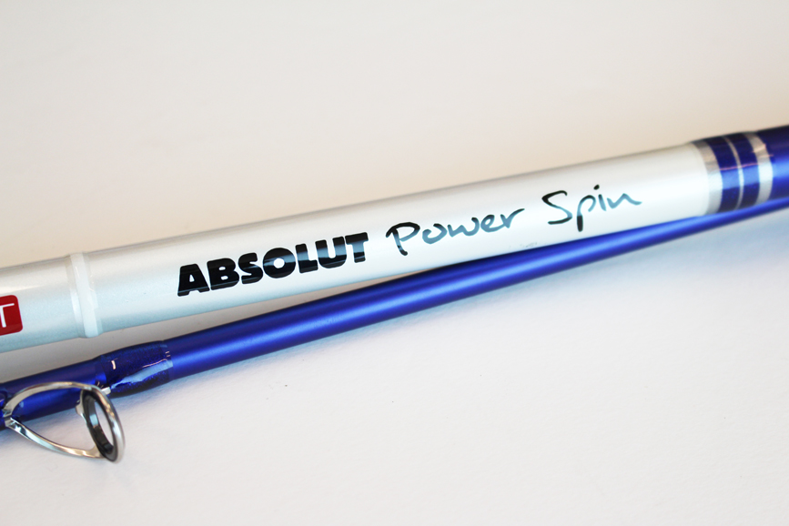 HART ABSOLUT POWER SPIN SPINNING ROD