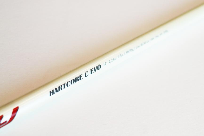 HART HARTCORE C EVO CASTING ROD