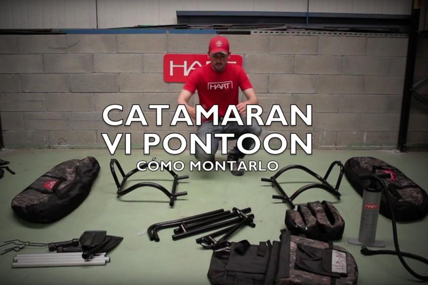 HART CATAMARAN VI PONTOON