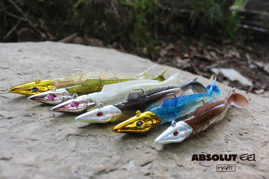 HART ABSOLUT EEL SOFT LURE