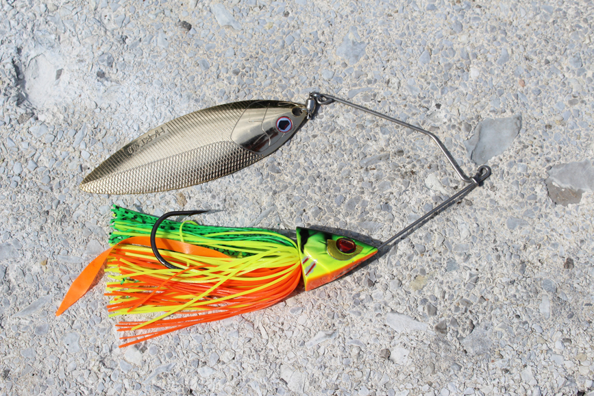 HArt Diamond Spinnerbait