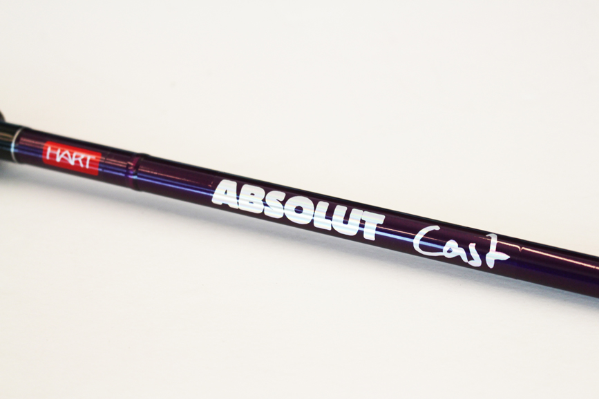 HART ABSOLUT CAST CASTING ROD