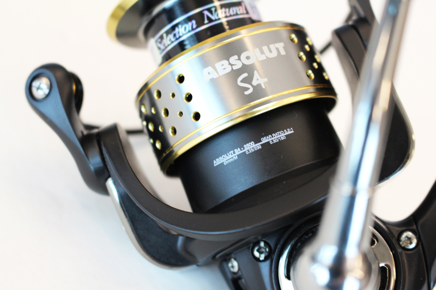 HART ABSOLUT S4 SPINNING REEL