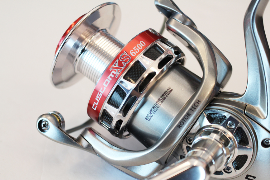 HART CUSTOM XS SPINNING JIGGING REEL