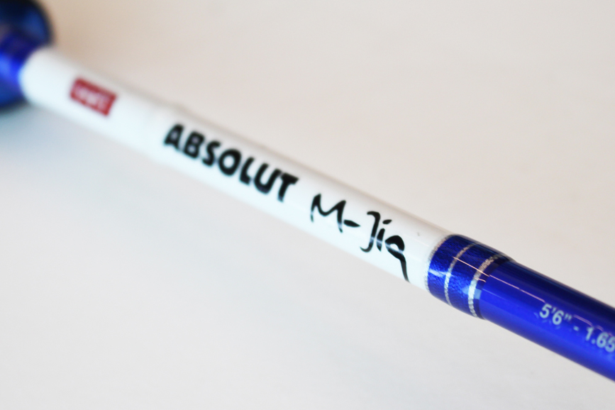 HART ABSOLUT M JIG JIGGING ROD