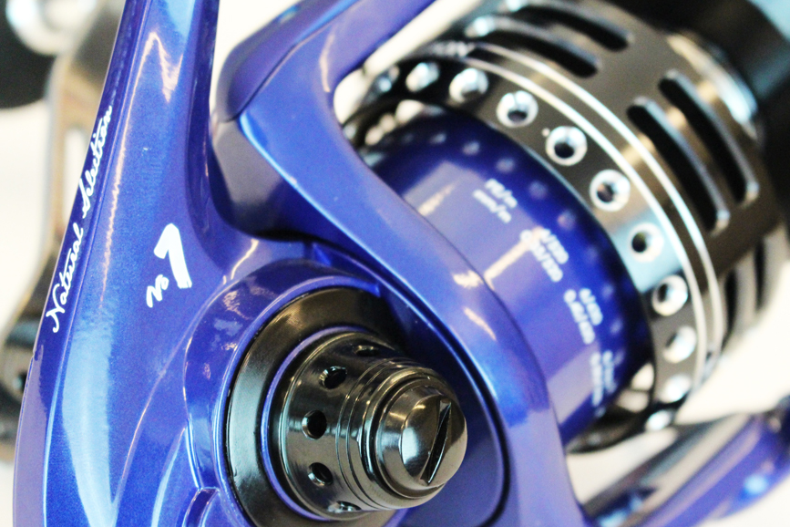 HART Nº1 SPECIAL EDITION JIGGING & POPPINGREELS